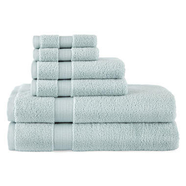 Royal Velvet Signature Soft 6-pc. Towel Set