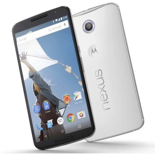Google Motorola Nexus 6 Unlocked Cellphone 32GB, Midnight Blue