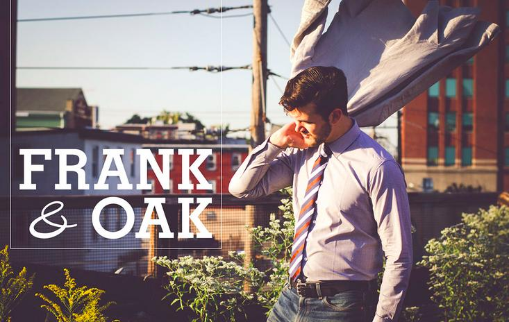 Up to 70% off Winter Closeout Sale @ Frank & Oak