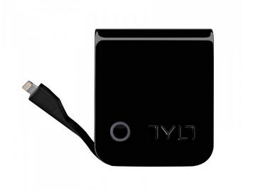 Tylt ENERGI Portable Travel Charger with Folding Prongs & Built-In Battery for iPhone 5/5S/5c (Dealmoon Exclusive)