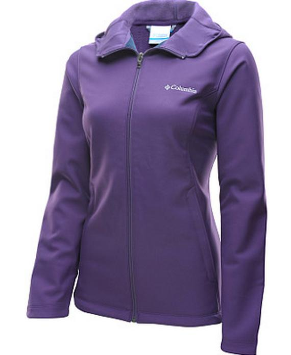 Columbia Women's Kruser Ridge Hooded Softshell Jacket