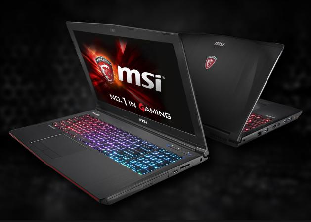 MSI GE Series GE72 Apache-235 Gaming Laptop 5th Generation Intel Core i7 5700HQ