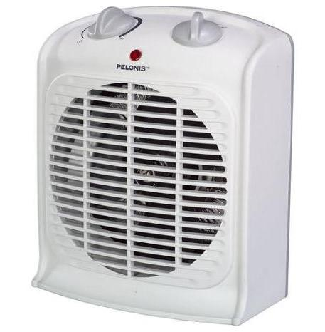 Pelonis Fan-Forced Heater with Thermostat