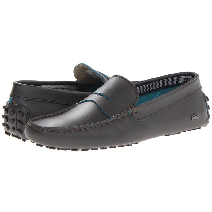 40% Off!Deal of the Day! Lacoste Men's Concours10 Penny Loafer