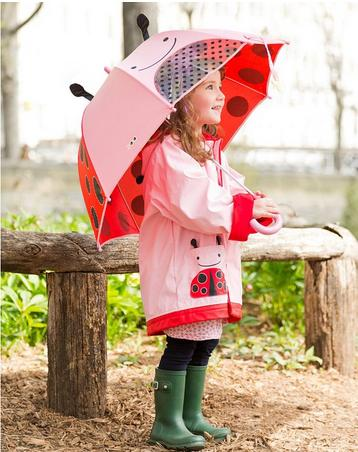 Skip Hop Zoo Raincoat @ Amazon