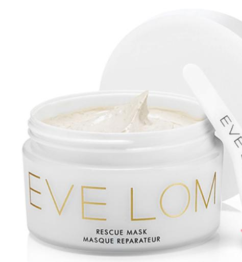 EVE LOM Rescue Mask 3.3oz, 100ml On Sale @COSME-DE.COM