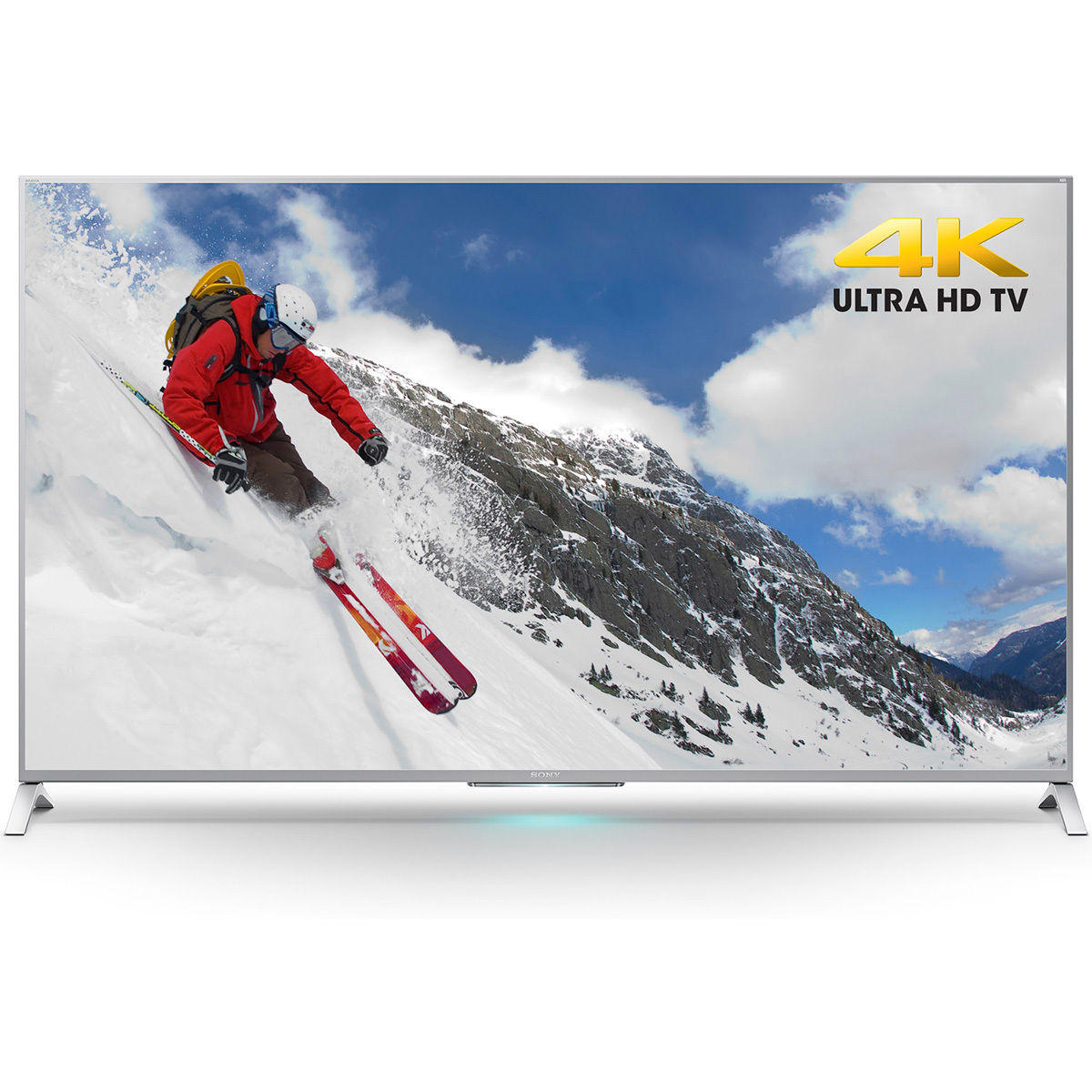 Sony XBR-55X800B - 55-inch 4K Ultra HD Smart LED TV Motionflow XR 240