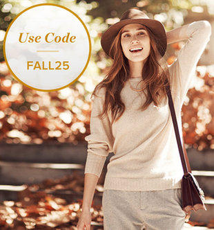 Extra 25% Off + Up to 74% Off 250 Fall Must-Haves On Sale @ Gilt
