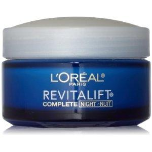 L'Oreal Paris Advanced RevitaLift Night Cream, 1.7 Ounce