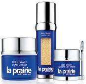 $1280 + $300GC La Prairie	 Skin Caviar Luxe Cream1.7oz + Eye Cream20ml + Liquid Lift1.7oz