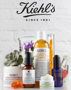 Extends 1 More Day! Up to $600 GIFT CARD + Gift Sets Kiehl's Beauty @ Neiman Marcus
