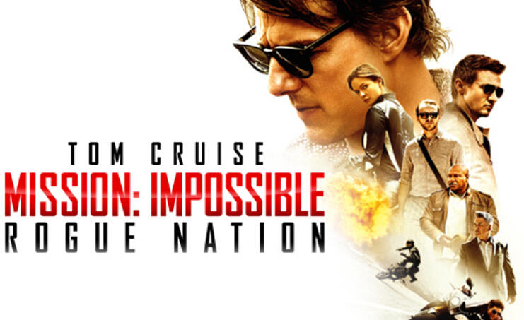 Buy One Get One Free Mission: Impossible Movie Ticket @ AMC