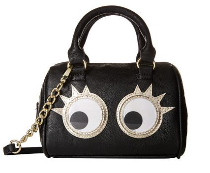 Betsey Johnson Googly Moogly Duffel Bag