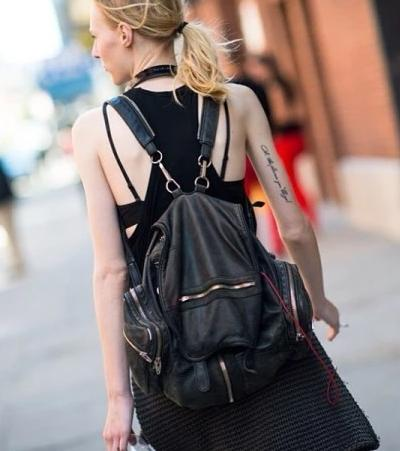 Up to $600 GIFT CARD with Alexander Wang Marti  Backpack Purchase @ Neiman Marcus