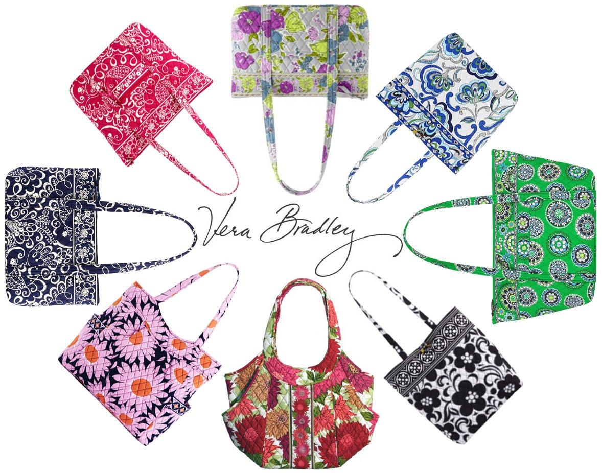 Up to 75% Off+Extra 20% Off Vera Bradley Handbag @ eBay