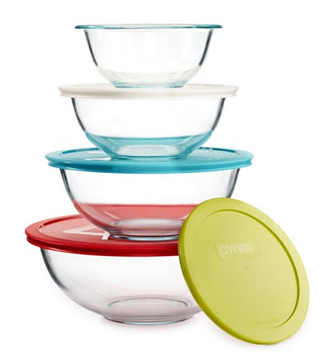 From $11.99 Select Pyrex Store and Prep Set at Macy's