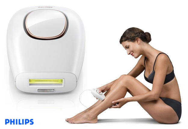 Philips Lumea Comfort IPL Hair Removal System
