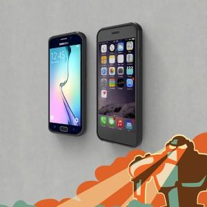 Recommended Amazon Item of the Week $39.99 Mega Tiny Corp Anti-Gravity Selfie Case for iPhone 6/6s or Plus