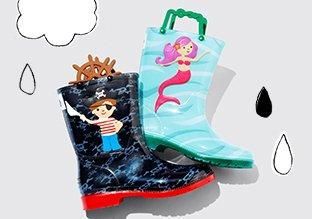 Splash Me Rainboots @ MYHABIT