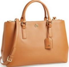 Extends 1 More Day! Up to $600 GIFT CARD with Tory Burch Robinson Tote Purchase @ Neiman Marcus