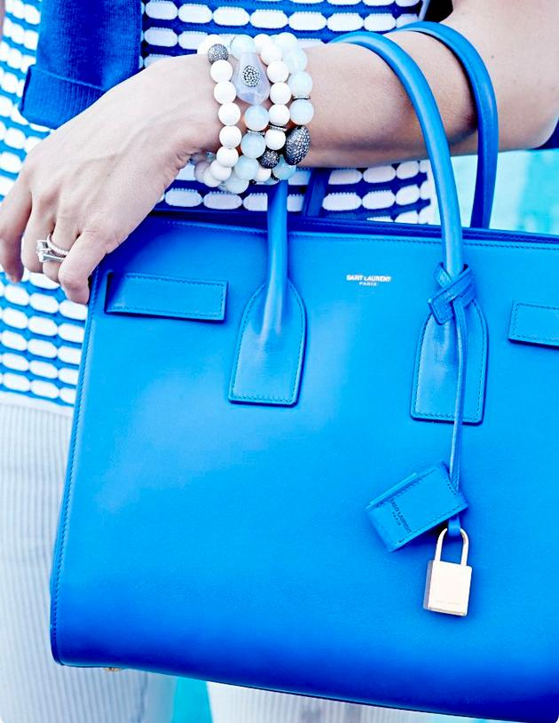 $75 off $350 Saint Laurent Handbags Purchase @ Saks Fifth Ave