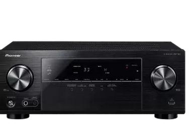 $164 Pioneer 5.1 Channel AV Receiver with HDMI 2.0