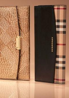 $75 OFF $350 with Full-Priced Burberry Wallets Purchase @ Saks Fifth Avenue