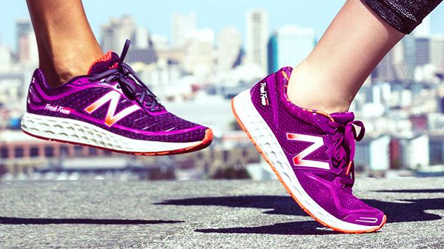 Up to 50% Off New Balance Sale @ Zulily.com