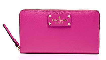 Up to 75% Off Wallets On Sale @ Kate Spade