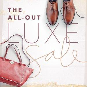 Up to 65% Off The All-Out-Luxe On Sale @ Rue La La
