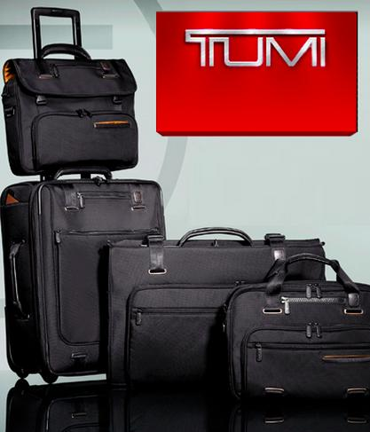 Up to 25% Off Full-Price and Sale TUMI Handbags and Luggages @ Bloomingdales