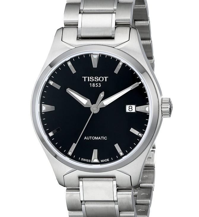 $449.99 Tissot Men's T0604071105100 T-Tempo Analog Display Swiss Automatic Silver Watch