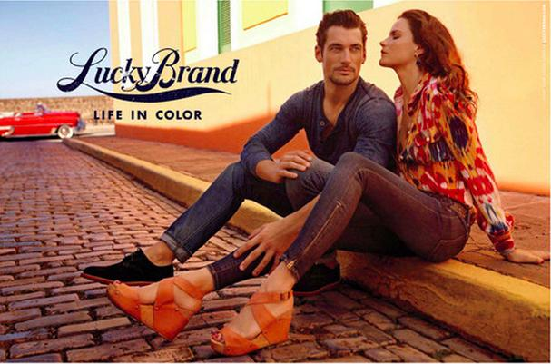 40% Off Select Online Exclusive Jeans @ Lucky Brand Jeans