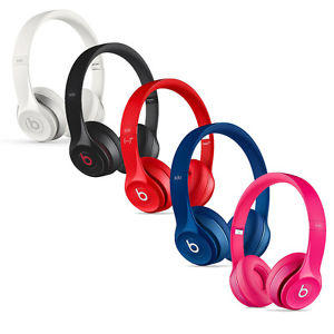 Beats Solo 2 On-Ear Headphones  @ HP