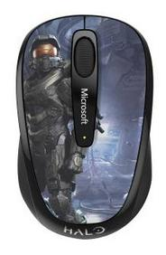 Wireless Mobile Mouse 3500 Halo Limited Edition: Master Chief