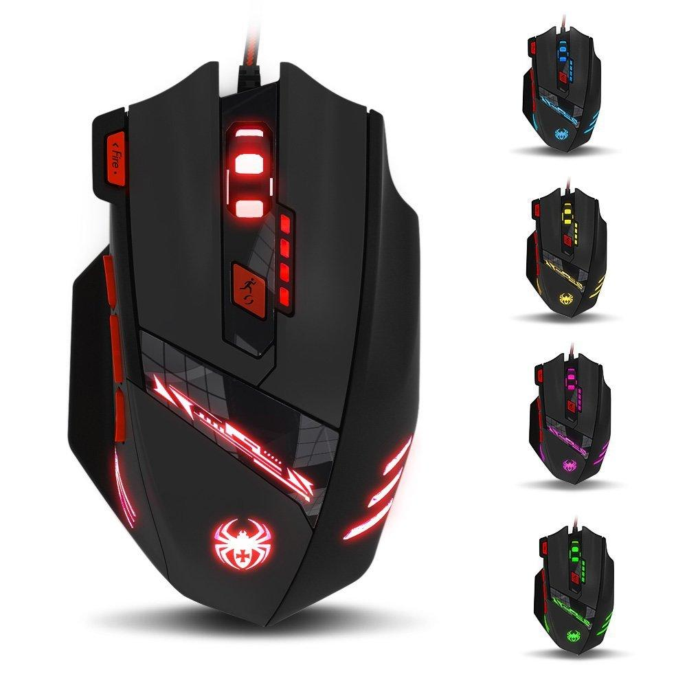 Kingtop 9200 DPI Gaming Mouse