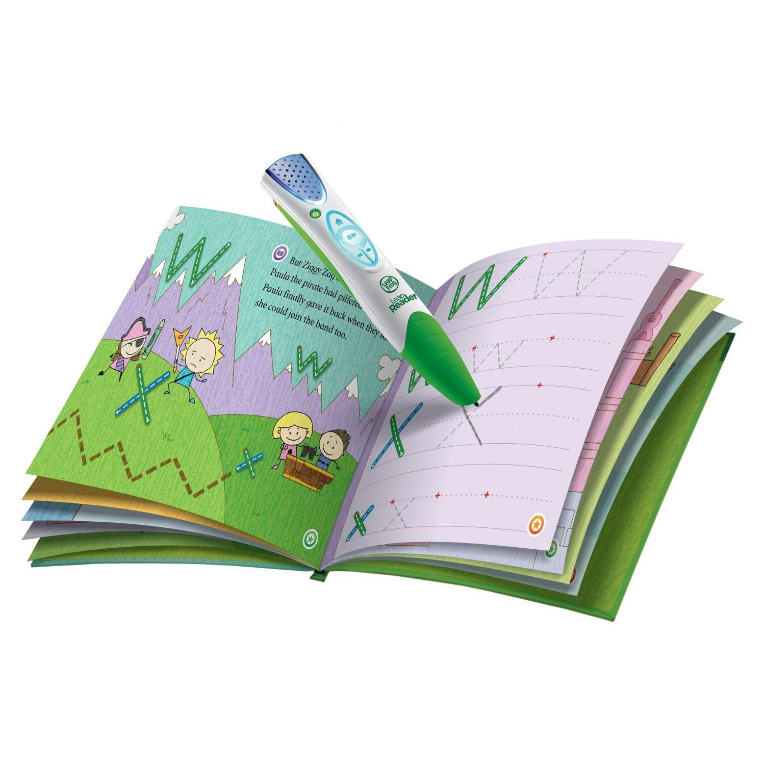 Best seller! LeapFrog LeapReader Reading and Writing System, Green