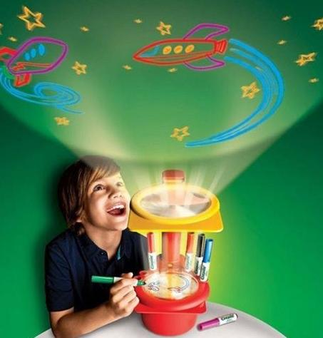 Deal of the Day! Amazon.com: Crayola Minions Sketcher Projector