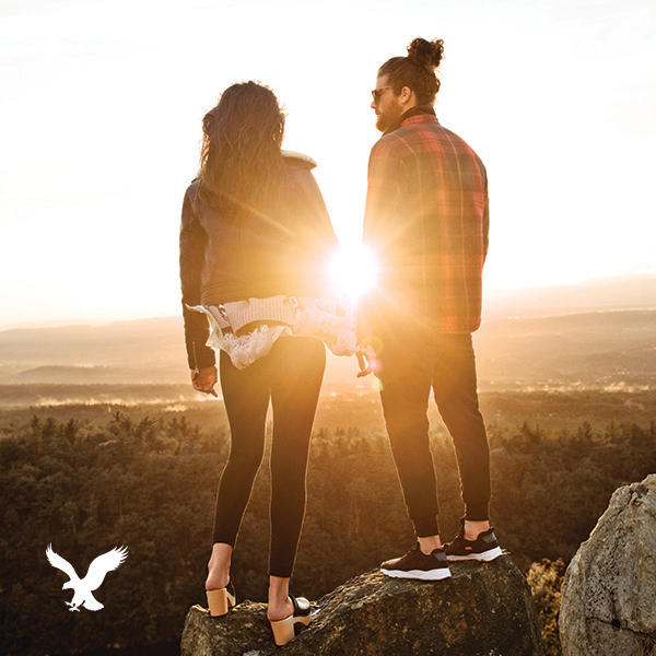 Buy 1 Get 1 50% Off All AEO collection @ American Eagle