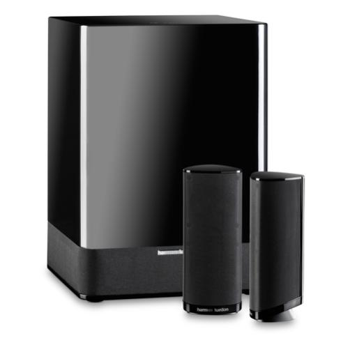 Harman Kardon HKTS 2 MKII 2.1-Channel Home Theater Speaker System