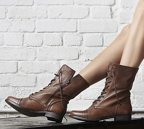 Steve Madden 'Troopa' Boot (3 colors)