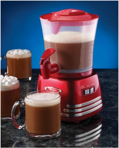 Nostalgia Electrics Retro Hot Chocolate Maker