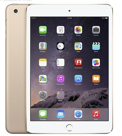 $274 Apple® iPad Mini 3 Wi-Fi 16GB - Gold