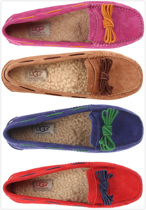 UGG Meena Women's Flats On Sale @ 6PM.com