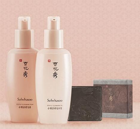 10% Off + Free 6 Piece Deluxe Samples + Free 5 Samples With Over $100 Purchase @ Sulwhasoo