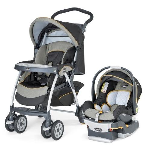 Chicco Cortina Keyfit 30 Travel System, Sedona @ Amazon.com