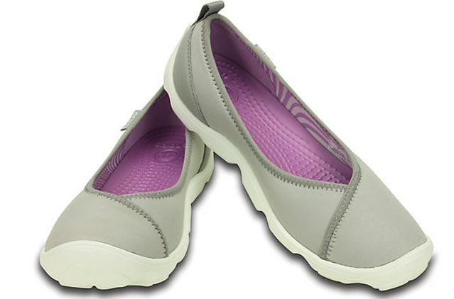 Crocs Women's Duet Busy Day Flat
