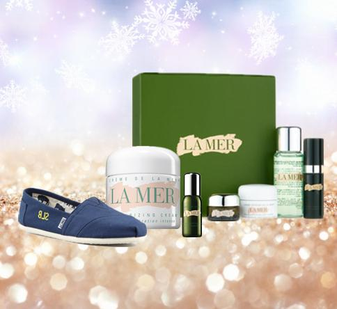 Extends 1 More Day! $526 + $100GC La Mer Creme de la Mer + TOMS Classic Canvas Slip On + Wacal Underware