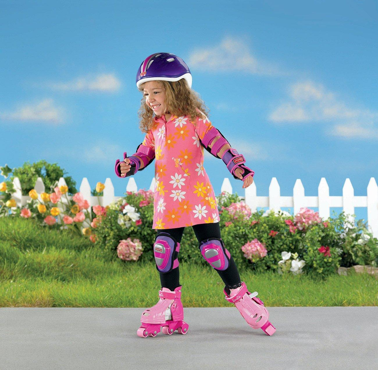 Barbie Grow With Me 1,2,3 InLine Skates