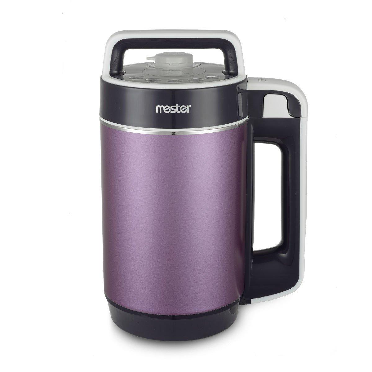 Mester Dj11b-y78 Soy Milk Maker and Soup Maker - with All Stainless Steel Inside - New Model